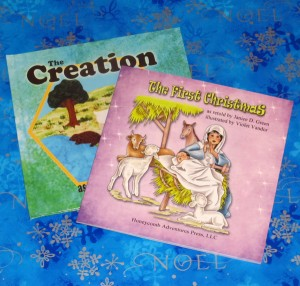 The Creation & The First Christmas by Janice D. Green