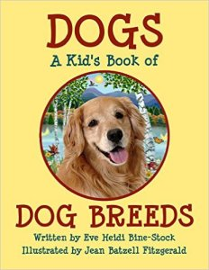 Dogs - A kid's book of dog breeds