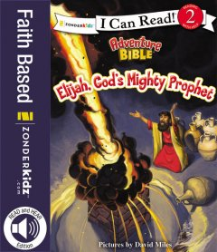 Elijah, God's Mighty Prophet.cover